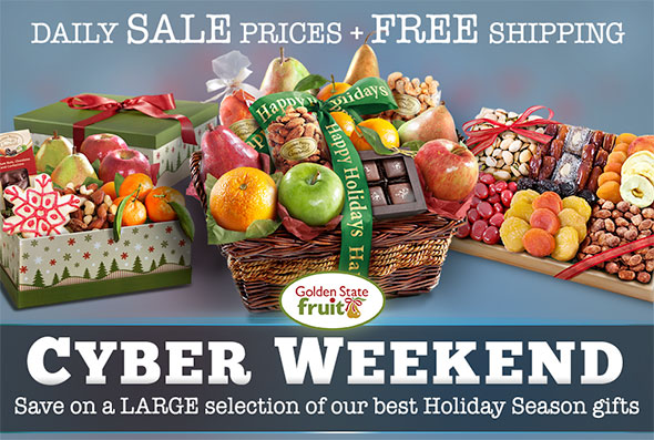 Cyber Weekend - The Savings Continue