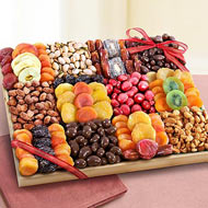 Dried Fruit with Snacks